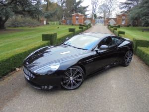 Aston Martin DB9 V12 2dr Touchtronic 5.9 Automatic Coupe (2015) image