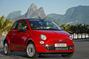 Fiat 500 1.2 Lounge [Start Stop] 3 door Hatchback (2012) image