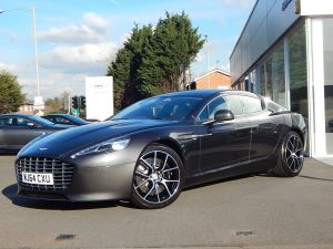 Aston Martin Rapide S V12 4dr Touchtronic Auto 5.9 Automatic 5 door Saloon (2014) image