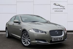 Jaguar XF 2.2d Luxury Diesel Automatic 4 door Saloon (2012) image