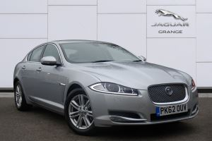 Jaguar XF 2.2d [190] Luxury Diesel Automatic 4 door Saloon (2012) image