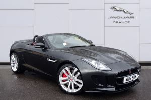 Jaguar F-TYPE CONVERTIBLE,3.0 Supercharged V6 S 2dr Auto 2.0 Automatic Convertible (2016) image