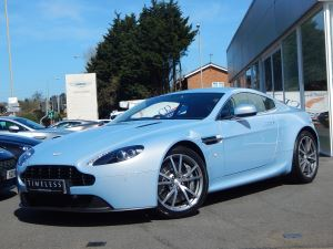Aston Martin V8 2dr Sportshift [420] 4.7 Automatic 3 door Coupe (2014) image