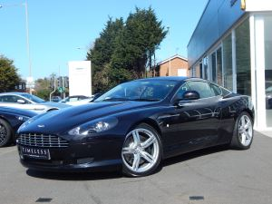 Aston Martin DB9 V12 2dr Touchtronic [470] 5.9 Automatic Coupe (2010) image
