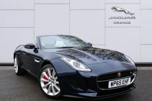 Jaguar F-TYPE 3.0 Supercharged V6 S 2dr Automatic Convertible (2015)