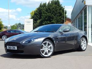 Aston Martin V8 2dr 4.3 3 door Coupe (2006) image