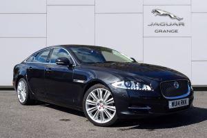 Jaguar XJ 3.0d V6 Portfolio [8] Diesel Automatic 4 door Saloon (2014) image