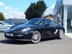 Porsche Cayman 3.4 S 2dr Coupe (2006) image
