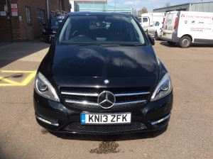 Mercedes-Benz B-Class B180 CDI BlueEFFICIENCY Sport 5dr 1.8 Diesel Automatic Hatchback (2013) image