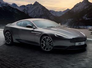 Aston Martin DB9 GT  thumbnail image