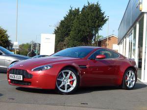 Aston Martin V8 Coupe  4.3 3 door (2006) image