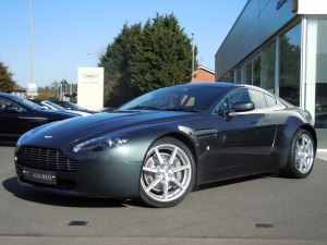 Aston Martin V8 2dr 4.3 3 door Coupe (2008)