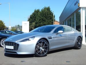 Aston Martin Rapide S V12 4dr Touchtronic 5.9 Automatic 5 door Saloon (2013) image