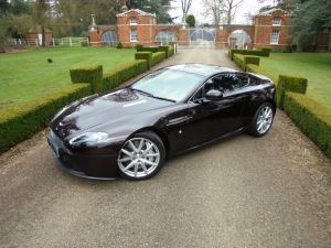 Aston Martin V8 2dr [420] 4.7 3 door Coupe (2013)