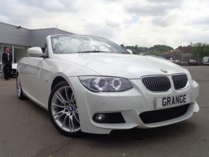 BMW 3 Series 330i M Sport 2dr Step 3.0 Automatic Convertible (2011)
