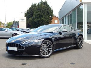 Aston Martin V8 Vantage S N430 2dr Sportshift II 4.7 Automatic 3 door Coupe (2015) image