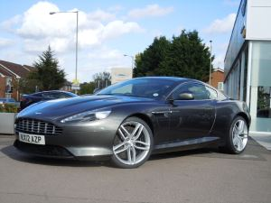 Aston Martin Virage V12 2dr Touchtronic 5.9 Automatic Coupe (2012) image