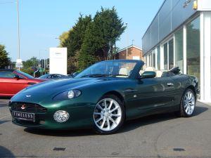 Aston Martin DB7 V12 Vantage Volante 2dr 5.9 Automatic Convertible (2003) image