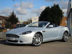 Aston Martin DB9 V12 2dr Volante Touchtronic [470] 5.9 Automatic Convertible (2011) image