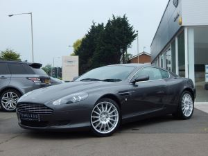 Aston Martin DB9 V12 2dr 5.9 Automatic Coupe (2007) image