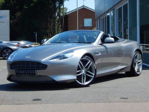 Aston Martin DB9 V12 2dr Volante Touchtronic 5.9 Automatic 3 door Convertible (2015) image