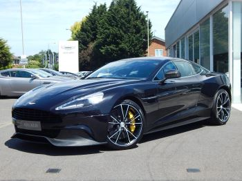 Aston Martin Vanquish V12 2+2 2dr Touchtronic 5.9 Automatic 3 door Coupe (2013)