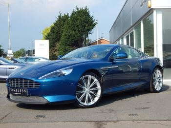 Aston Martin DB9 V12 2dr Touchtronic 5.9 Automatic 3 door Coupe (2014) image