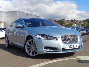 Jaguar XF 3.0d V6 Premium Luxury [Start Stop] Diesel Automatic 4 door Saloon (2013) image