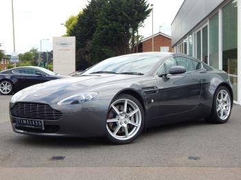 Aston Martin V8 Vantage 2dr 4.3 3 door Coupe (2006) image
