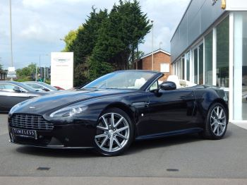 Aston Martin V8 Vantage S Roadster S 2dr Sportshift 4.7 Automatic Roadster (2012) image