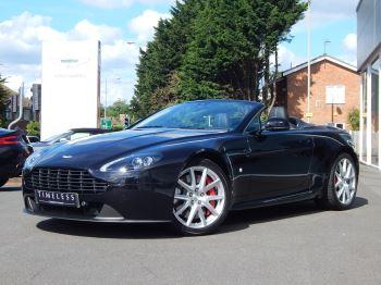 Aston Martin V8 Vantage Roadster 2dr [420] 4.7 Roadster (2014) image