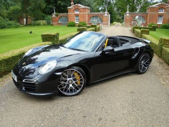 Porsche 911 991 TURBO S 2dr PDK 3.8 Automatic Coupe (2015)