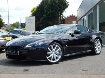 Aston Martin V8 Vantage S Coupe S 2dr Sportshift 4.7 Automatic 3 door Coupe (2012) image