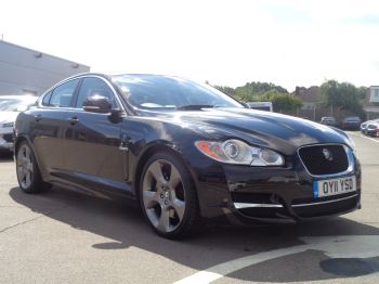 Jaguar XF 3.0d V6 S Premium Luxury High Spec with Aero Pack and Volans Alloys  Diesel Automatic 4 door Saloon (2011) image