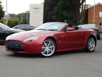 Aston Martin V8 Vantage Roadster 2dr Sportshift 4.3 Automatic Roadster (2007) image