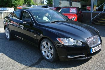 Jaguar XF 2.7d Premium Luxury Diesel Automatic 4 door Saloon (2008) image