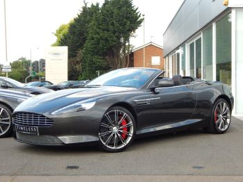 Aston Martin DB9 V12 2dr Volante Touchtronic 5.9 Automatic Convertible (2014) image