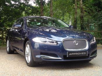 Jaguar XF 3.0d V6 Luxury [Start Stop] Low Miles Diesel Automatic 4 door Saloon (2013) image