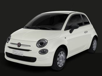 Fiat 500 1.2 LOUNGE AUTO Lease Offer Deposit £149+vat