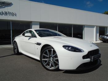 Aston Martin V8 Vantage Coupe 2dr Sportshift [420] 4.7 Automatic 3 door Coupe (2012.5) image