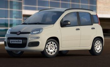 Fiat Panda 1.2 Easy 5dr *Motorparks Offer* thumbnail image