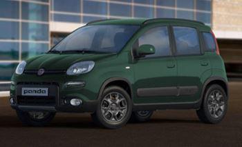 Fiat Panda Diesel 1.3 MultiJet 75 bhp 4x4