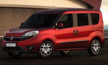 Fiat Doblo 1.4 95 Easy