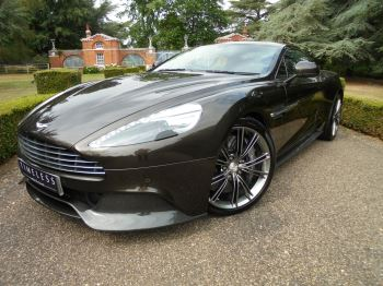 Aston Martin Vanquish V12 [568] 2+2 2dr Touchtronic 5.9 Automatic Coupe (2015 8 speed ) image