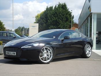 Aston Martin Rapide S V12 4dr Touchtronic 5.9 Automatic 5 door Saloon (2014) image