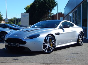 Aston Martin V12 Vantage S S 2dr Sportshift III 5.9 Automatic 3 door Coupe (2015)