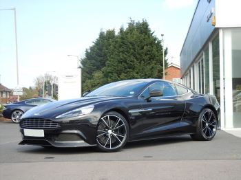 Aston Martin Vanquish V12 2+2 2dr Touchtronic 5.9 Automatic Coupe (2014)
