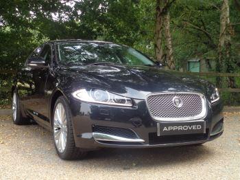 Jaguar XF 3.0d V6 Premium Luxury Electric Sunroof Diesel Automatic 4 door Saloon (2012) image