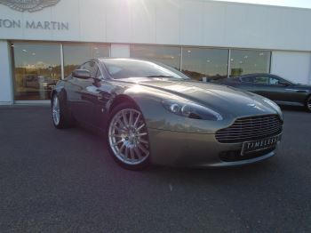 Aston Martin V8 Vantage Coupe 2dr 4.3  Sports Shift (2008) image