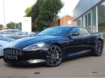 Aston Martin DB9 GT DB9 GT COUPE 540 BHP 6.0 Automatic 2 door Coupe (2015)